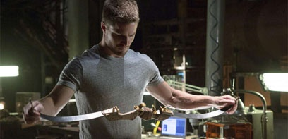 Revue de presse : Arrow